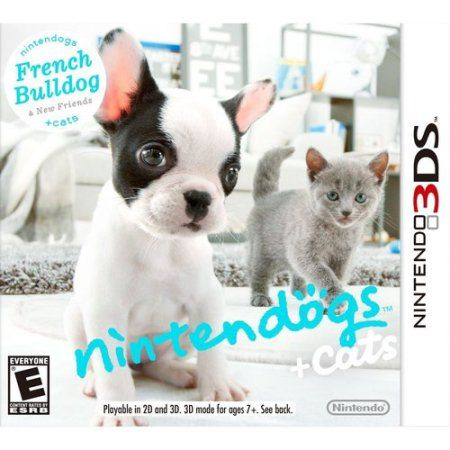 #Christmas Want to buy Nintendogs + Cats: Bulldog (Nintendo 3DS) for Christmas Gifts Idea Shopping . In terms of finding just the right  Christmas Toys for your young children, it assists to recognise what exactly the various varieties and also models involving Christmas Toys are generally generating...