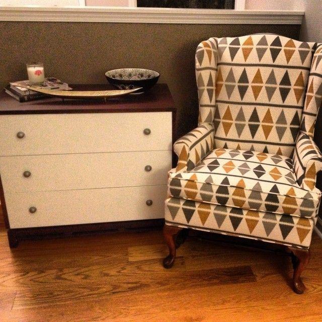 Lisa Of SittingPrettyStudio Talks Inspiration. Upholstered Furniture KittenSpotlight