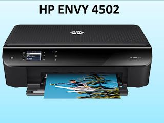 HP Envy 4502 DRIVER , QUICK DOWNLOAD INSTALLATION GUIDE