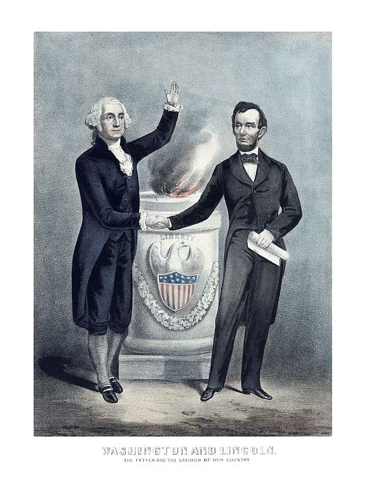 Best President George Washington Posters Images On Pinterest - Map of us when george washington was president