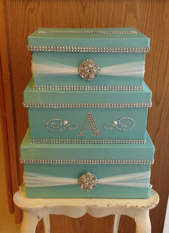 17 Best ideas about Wedding Card Boxes on Pinterest Diy wedding