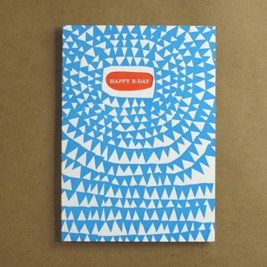 Eggpress. love this card company. Simple and humorous cards and beautiful letterpress printing.