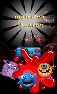 monster buster- gambar mini tangkapan layar