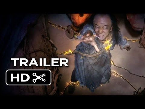 ▶ Journey To The West Official US Release Trailer (2014) - Stephen Chow Movie HD - YouTube