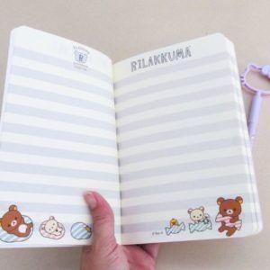 Caderno Rilakkuma
