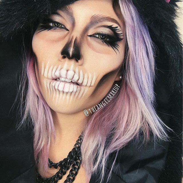 204 best Halloween Makeup Inspiration images on Pinterest ...