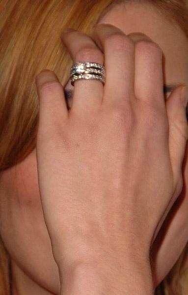 129 best celebrity engagementwedding rings images on