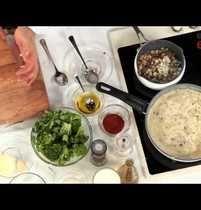 Соусы к шашлычкам из морепродуктов