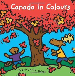 Happy Canada Day! Books