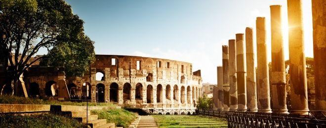 Roma - Italia, Europa