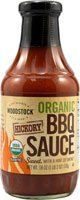 Woodstock Farms Organic BBQ Sauce Hickory -- 18 oz - http://goodvibeorganics.com/woodstock-farms-organic-bbq-sauce-hickory-18-oz/
