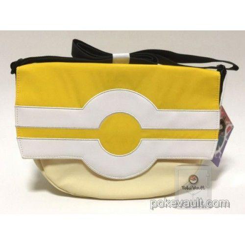 Pokemon Center 2017 Ultra Alola Adventure Campaign Trainers Shoulder Bag