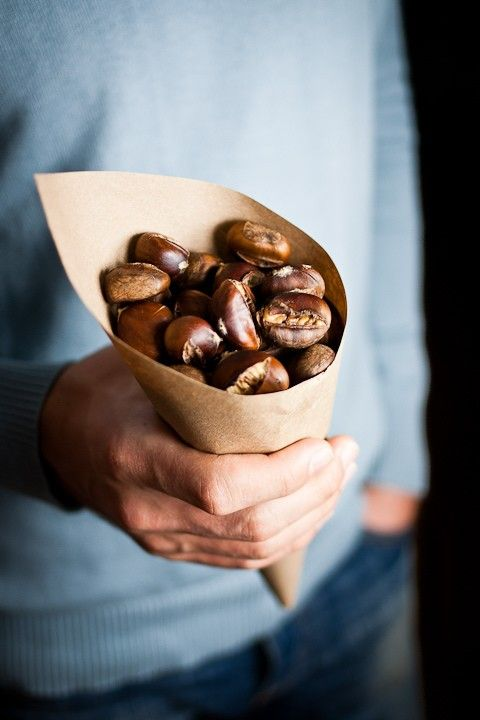 Chestnuts fireplace throw U cartoon rum ..want some? ;)