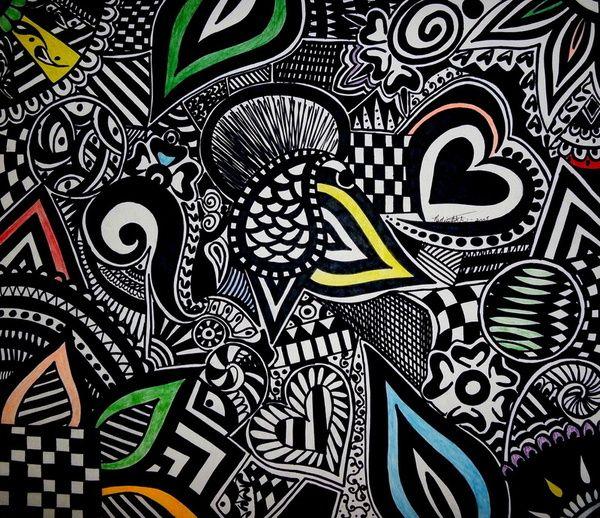 92 Best Doodles Images On Pinterest Owls Barn Owls And Bird