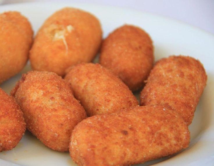 Croquetas de zanahorias, al horno o fritas