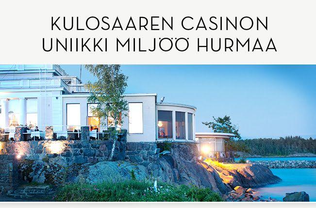Kulosaari Casino, Helsinki, Finland