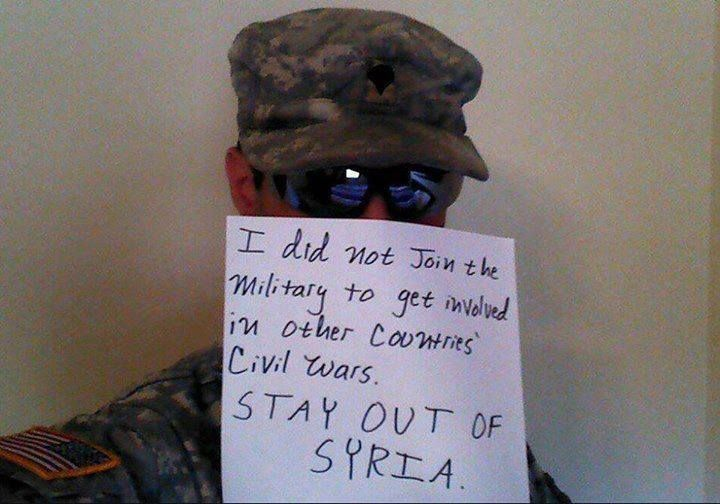 American Military Refusing To Fight For Al-Qaeda In Syria (Pictures) -- http://beforeitsnews.com/alternative/2013/09/american-military-refusing-to-fight-for-al-qaeda-in-syria-pictures-2752748.html