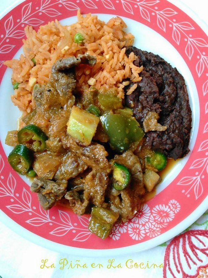 542 best antojitos mexicanos images on pinterest cooking food carne guisada con chayotes authentic mexican recipeshomemade recipebookcarnesalsayum yumgoodiesfood forumfinder Images
