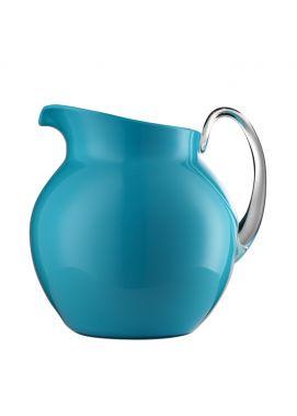 Palla smalto turchese pitcher