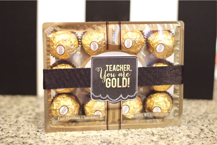 Teacher, You are GOLD! Juf/Meester je bent goud waard!