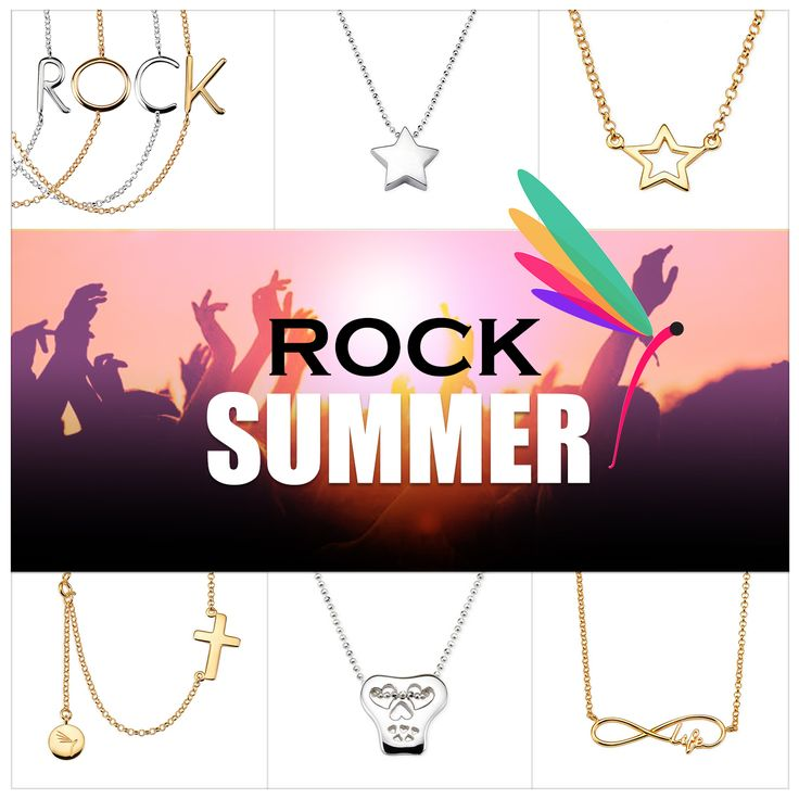 Jewellery- Rock summer