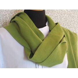 Knitted Scarf - Pistacchio
