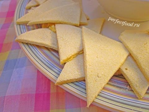 Чипсы начос из тортильи. Кукурузные чипсы - рецепт