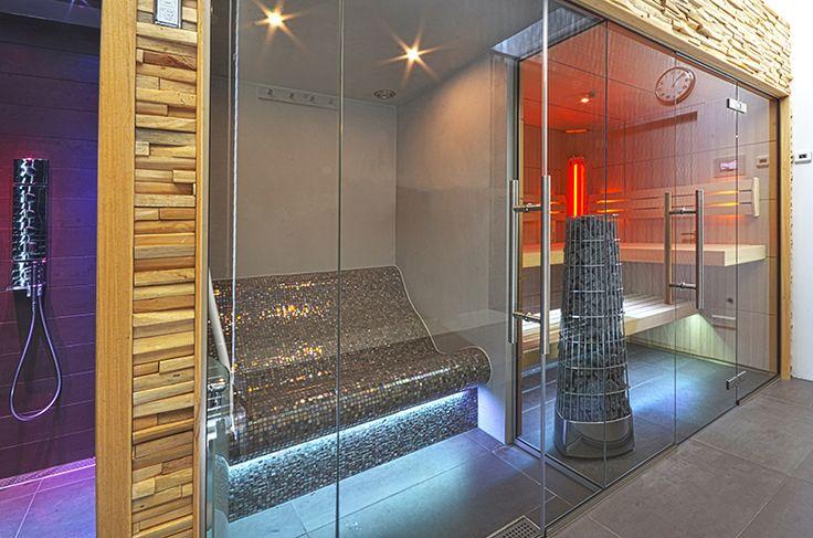 Sauna/steam/shower by VSB Wellness