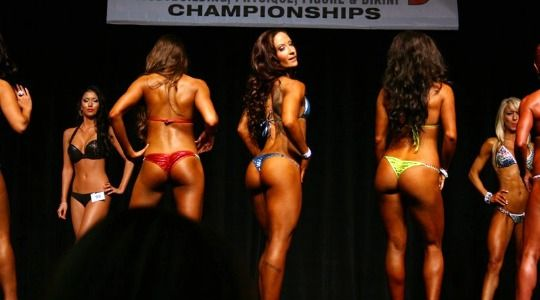 5 Keys to Bikini Competition Glutes, one of the best articles I've ever read on how to build a jiggly free butt.
