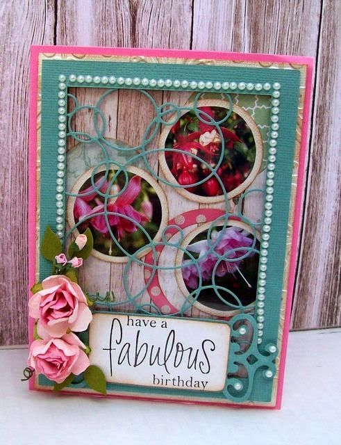 Best of Betsy's - made using Kaisercraft's Oh So Lovely collection.