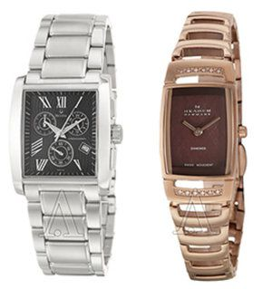 FatWallet Giveaway: Win One of Two Beautiful Ashford Watches!