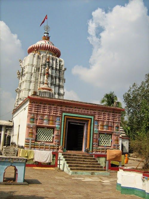 Lakshmi Varaha Temple Aul Kendrapara Odisha