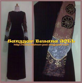 Silk Moslem Dress