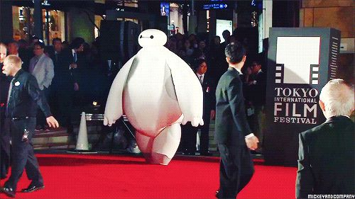 This is super cute, and it looks just like him and all, but I can't stop laughing at the way he walks! xD