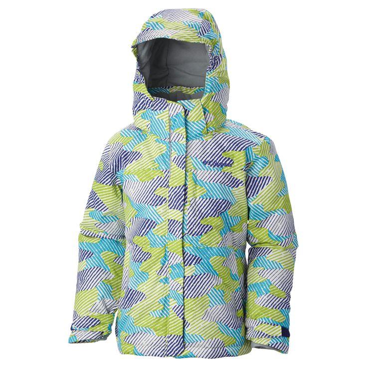 Nordic Jump Jacket, Dětská outdoor bunda Columbia   Hudy.cz