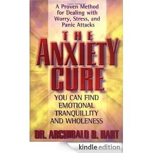 Great down to earth understandable book on the biological and psychological effects of stress and anxiety.  Had a Christian perspective.  For those with current Anxiety problem and for those who live a high stress life at risk for anxiety problems...well that's just about everyone!