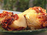 Barbecued Cabbage Recipe : Paula Deen. Want to try this with no sugar added bbq sauce next time we grill.