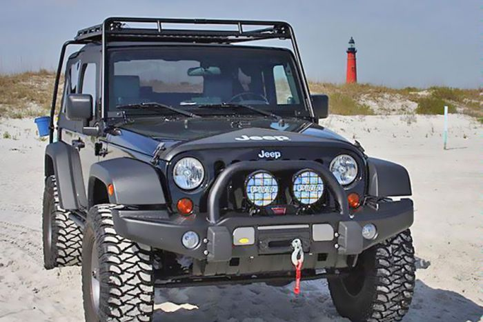 Gobi Roof Rack For Jeep Wrangler Jk In 2020 Roof Rack Roof Roof Architecture