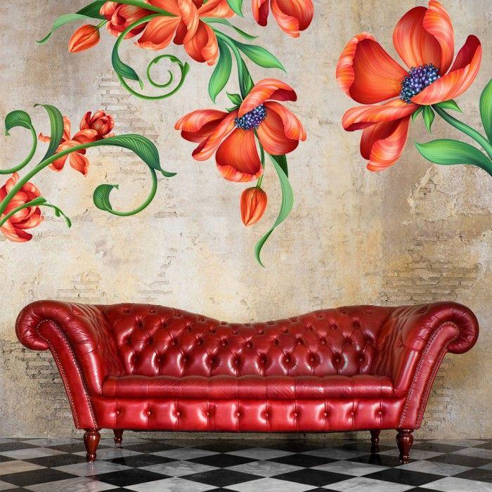 Preferenza Oltre 25 fantastiche idee su Papaveri rossi su Pinterest | Fiori  UZ44