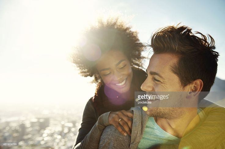 Stock Photo : Our love shines brighter than the sun