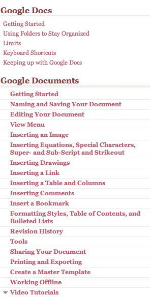If you're a Google Docs user, curious about Google Docs, work with Google Docs with students, and especially if you're looking for help understanding all of the features of Google Docs,…