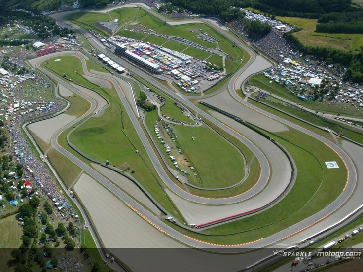 Mugello Circuit - site of the 2012 World Ducati Week Red Planet