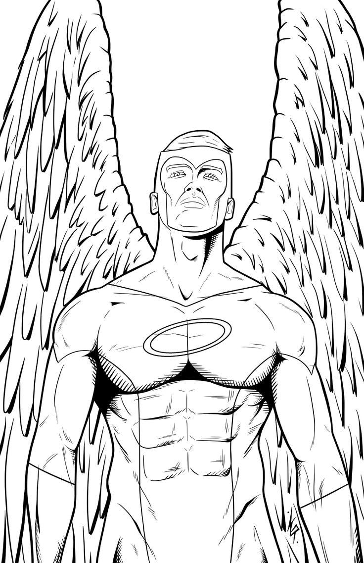Angel by lewistillett