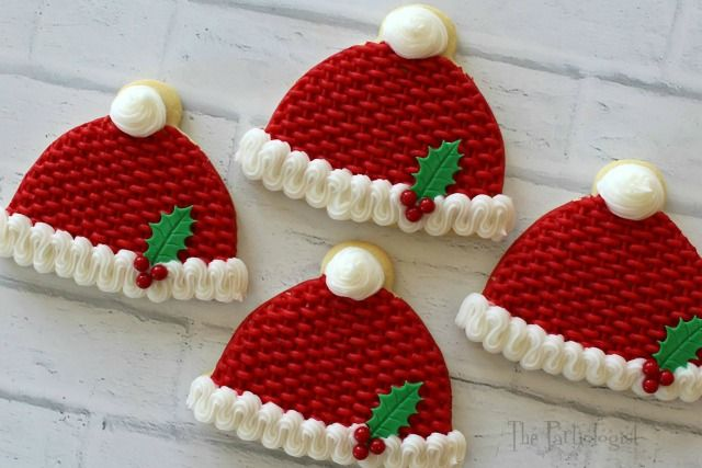 Christmas is over, but the cookies keep coming. What's the weather like in your neck of the woods? Here, it's sweater weather and will b...