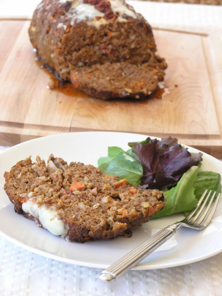 sun dried tomato pesto Meatloaf (using turkey instead of beef of ...