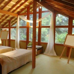 Domy drewniane. Jak stworzyć styl we wnętrzu - Najlepsze Domy