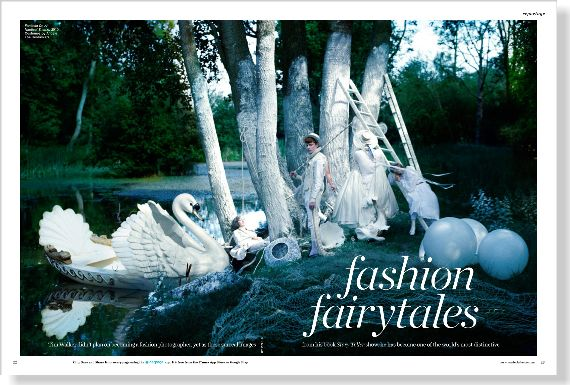 Fashion fairytales. #timwalker Clipped from ©marie claire Australia using Netpage.
