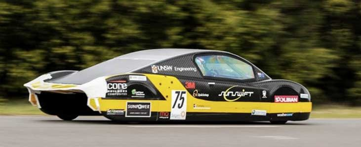 E-CAR SPEED RECORD 2014 (VIDEO)