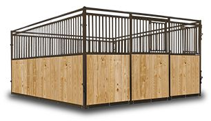 Whether you are an individual horse owner or a large fairgrounds or expo center, Priefert offers a variety of stall styles to best meet the needs of you and your horses.