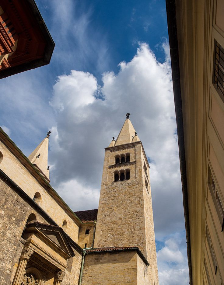 https://flic.kr/p/A484i4 | Tower |  Pražský hrad, Prague, Czech republic